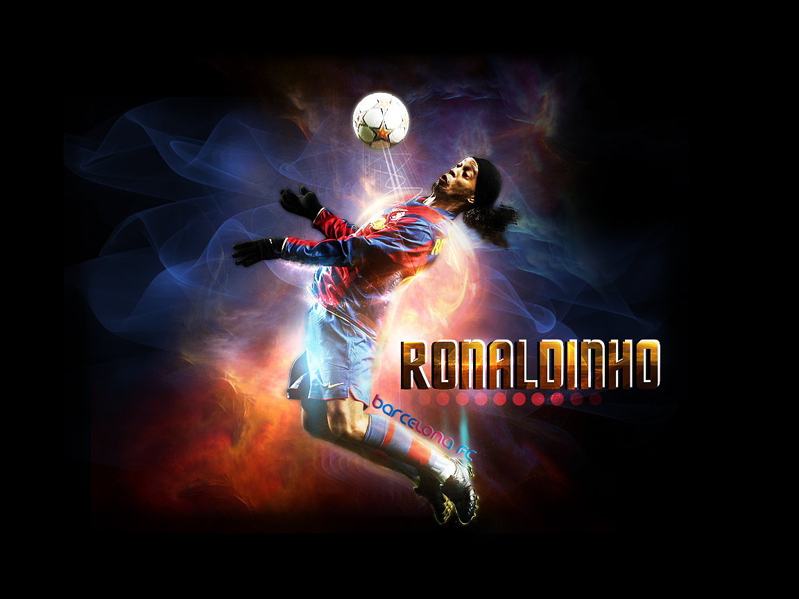 Ronaldinho New HD Wallpapers 2012-2013 - El Clasico ...