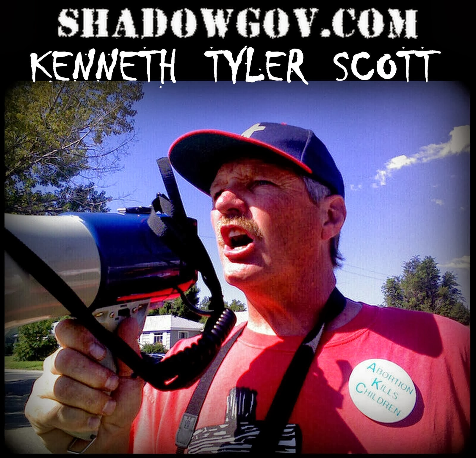 DOMESTIC TERRORIST KENNETH TYLER SCOTT