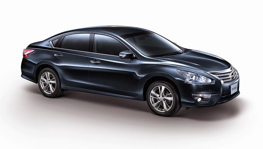 """PT.Nissan Motor Indonesia (NMI) telah resmi meluncurkan All New Nissan Teana. Seperti biasa, All-New Nissan Teana tetap menyajikan """"driving performance"""" yang menyeimbangkan performa dengan kenyamanan..."""