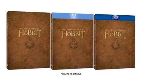 El Hobbit: Un viaje inesperado - Edición Extendida