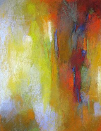 Pastel & Raku: Debora Stewart & Mary Obodzinski | ArtNotes: iowa ...