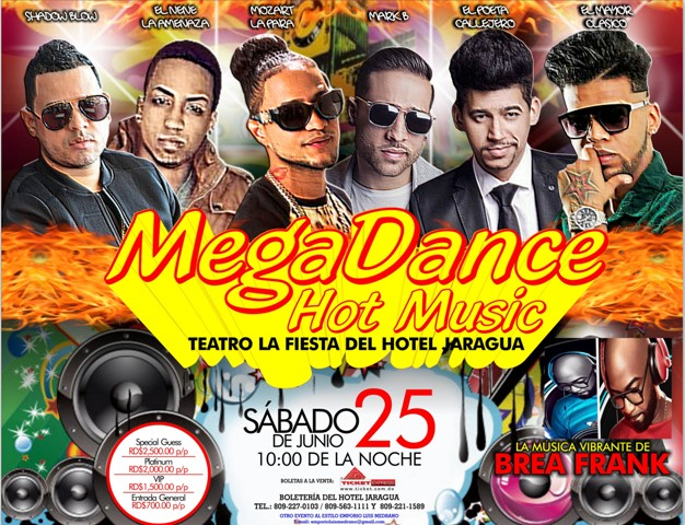 Mega Dance Hot Music