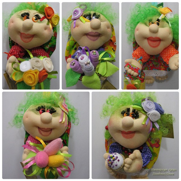 Куклы Зеленые 2