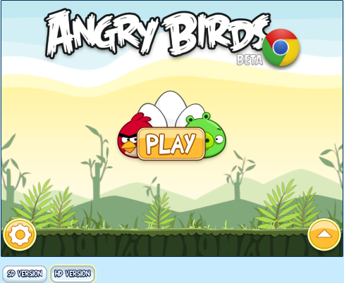 Trouble playing Angry birds with cheat codes
