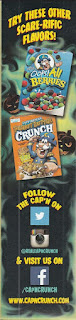 Left side of Cap'n Crunch's Halloween Crunch 2015 box