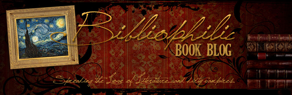 The Bibliophilic Book Blog
