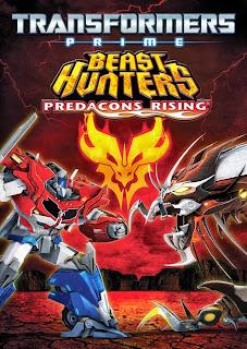 Ver online: Transformers Prime Beast Hunters: Predacons Rising (2013)