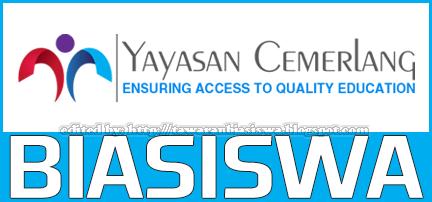Tawaran Biasiswa Tun Rahah - Yayasan Cemerlang untuk peringkat Ijazah Pertama dan Sarjana | Scholarships