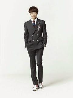 Lee hyun woo sebagai cha eun gyeol