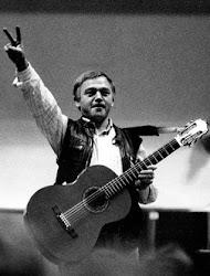 Karel Kryl- POR PRAGA libre 1968 y más