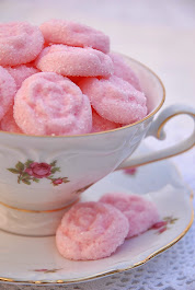 Sparkling Cotton Candy Mints