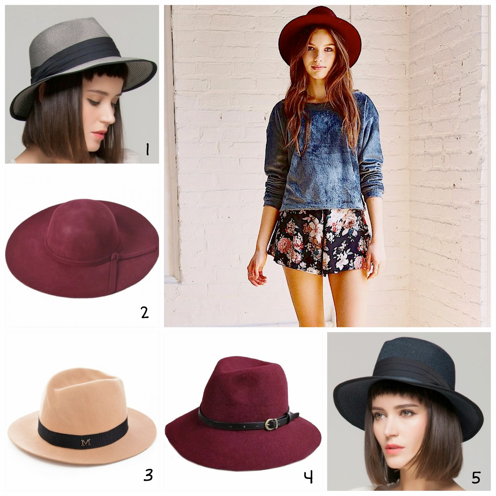 onde comprar chapéu colorido