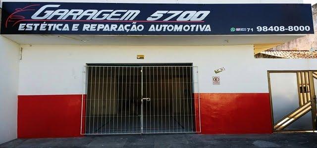 GARAGEM 5700 ESTÉTICA E REPARAÇÃO