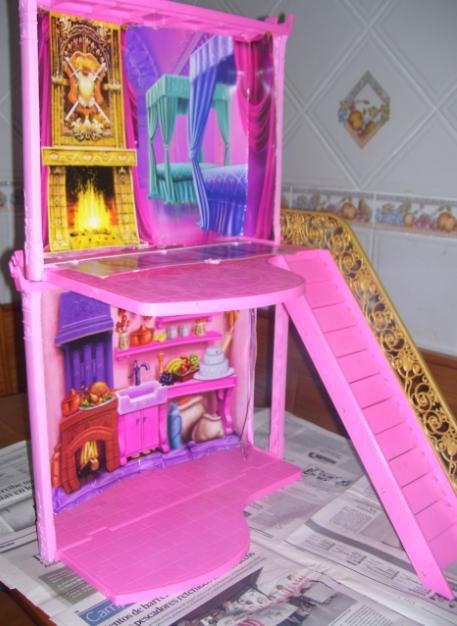 Casa para monster high paso a paso las manualidades de - La casa de las manualidades ...