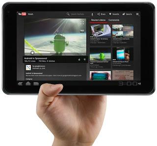 LG Optimus Pad - V900-9