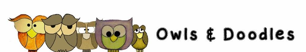 Owls & Doodles