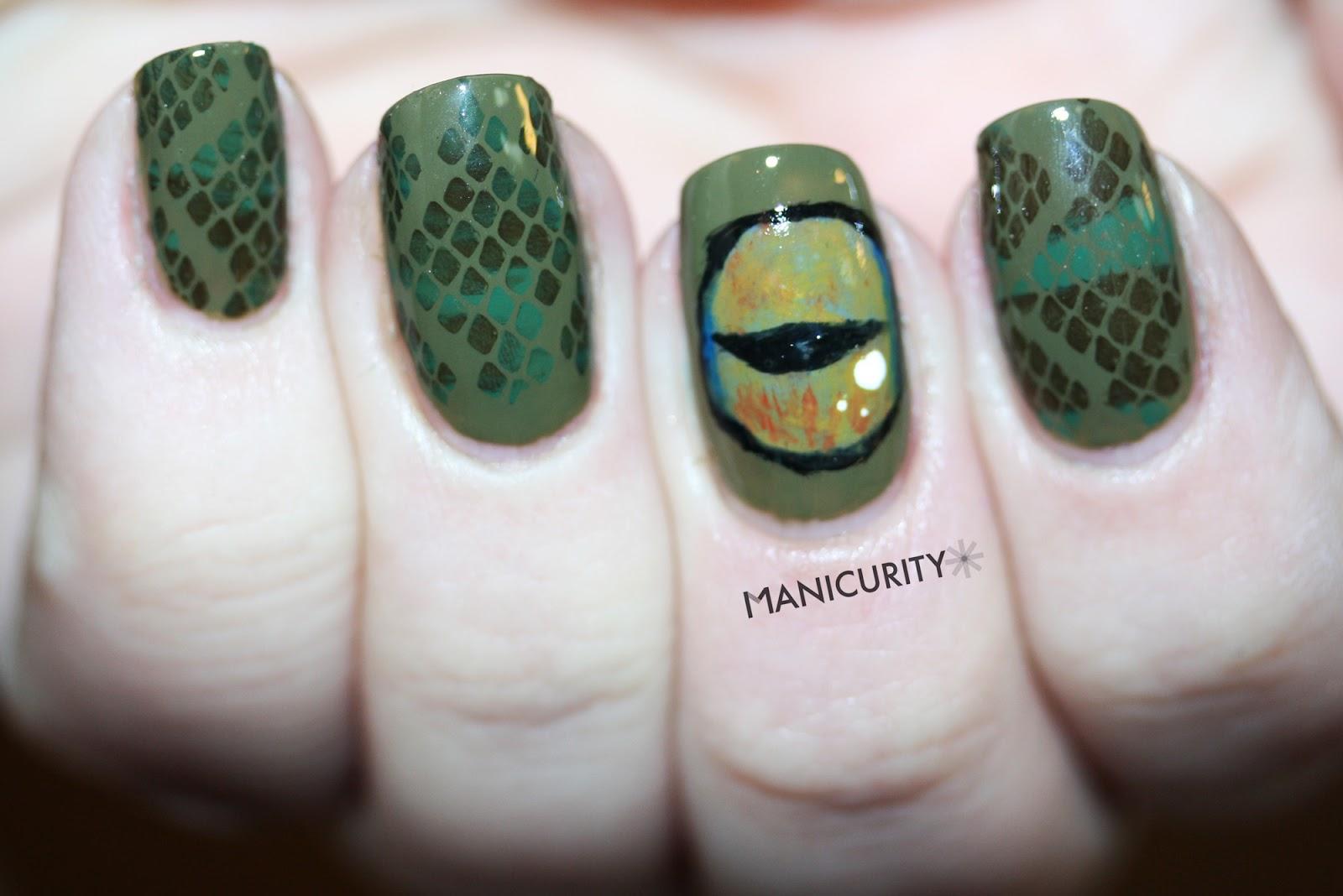 Manicurity: January 2013
