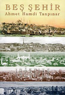 Beş Şehir (Ahmet Hamdi Tanpınar) Uzun Özeti