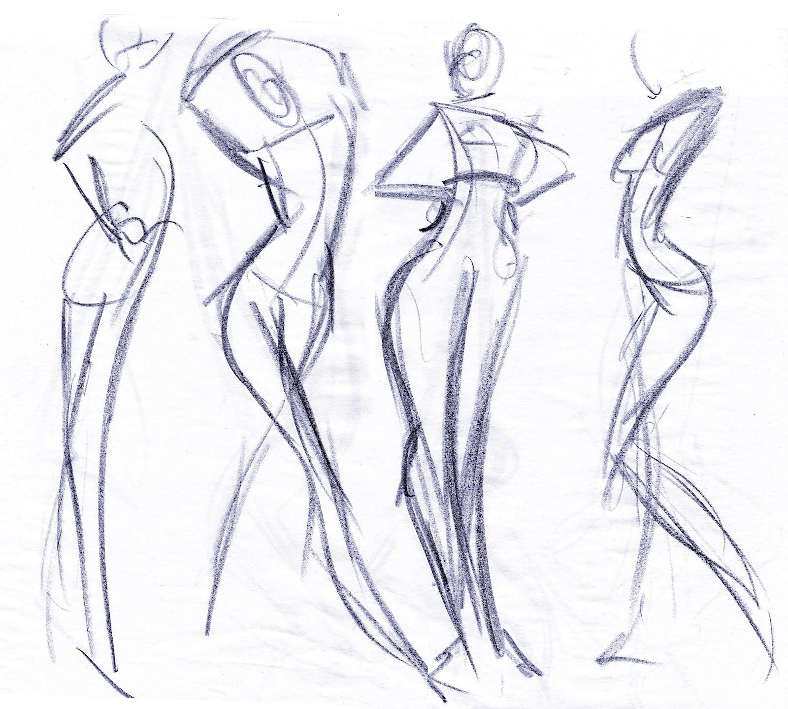 Figure Drawing for Fashion Design - new edition Pepin Press Design 35