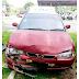 Kereta Mukhriz Mahathir Kemalangan Di Rempuh Wira
