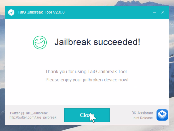jailbreak untethered no iOS 8.3 com o TaiG 2.0