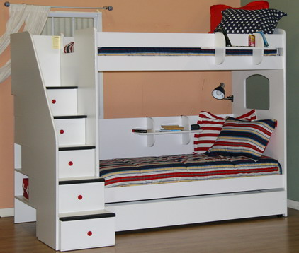 Twinkle Furniture Trading : Double-deck Designs