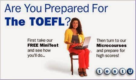 Jenis-Jenis TOEFL