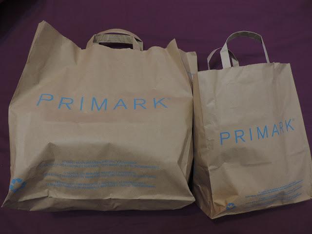 Compras Primark (Noviembre 2015)