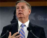 Graham introduces background check bill with NRA backing