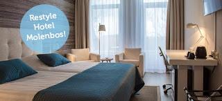 Hotel auf Texel