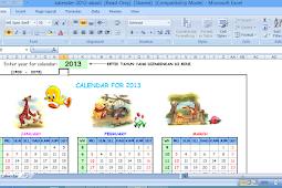 program free kalender abadi