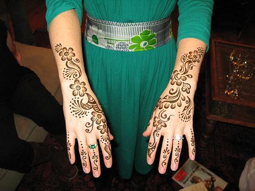 Mehndi Designs Simple Arabic Style : Mehndi designs arabic style