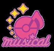 Uma nova garota Pok%C3%A9mon+Musical+-+Logo