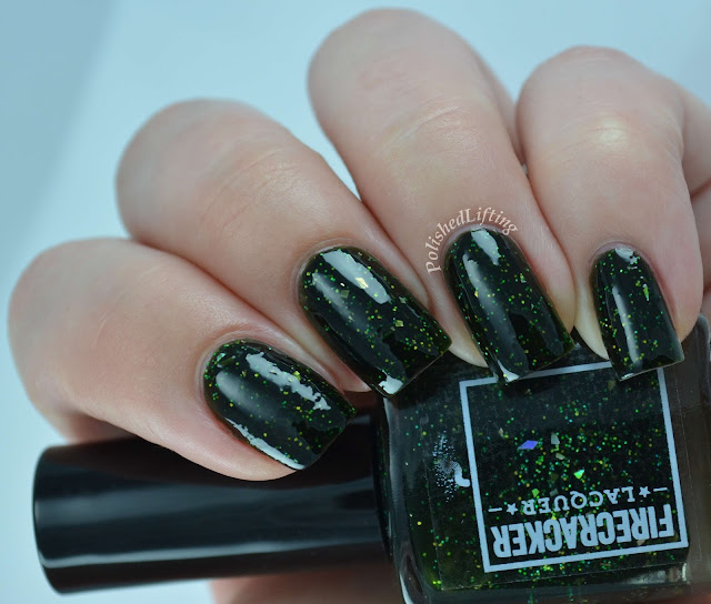 Firecracker Lacquer Let's Play 'Hide the Zucchini'