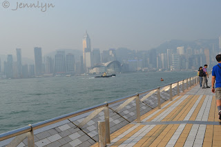 Avenue of the stars, Hong Kong