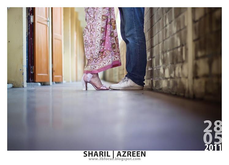 pre wedding sahril | azreen