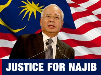 Justice For Najib