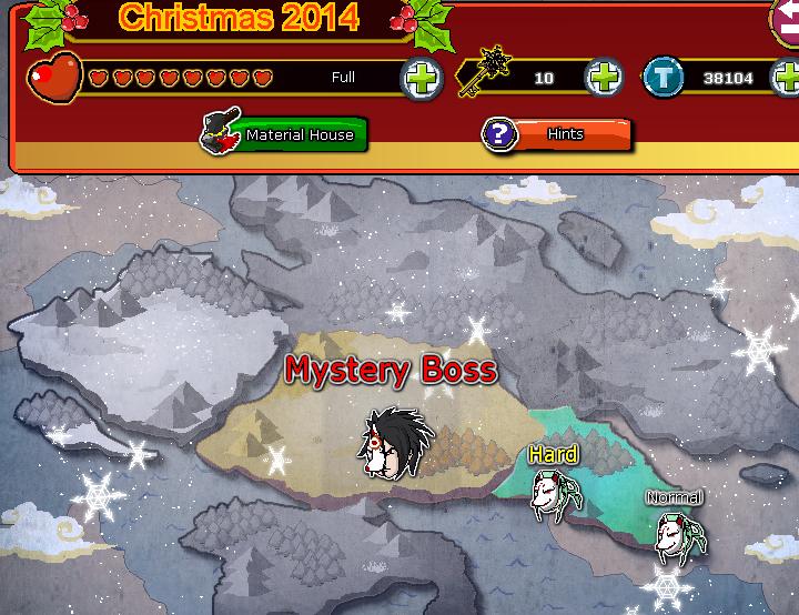 Ninja Saga Christmas 2014