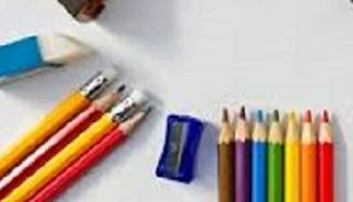 Lápis Coloridos Borracha 8a