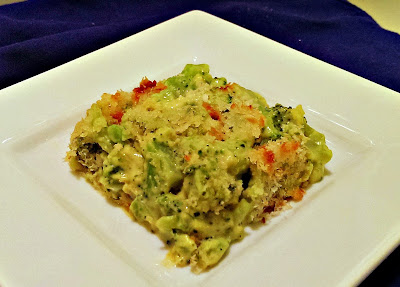 Campbell's broccoli cheese casserole