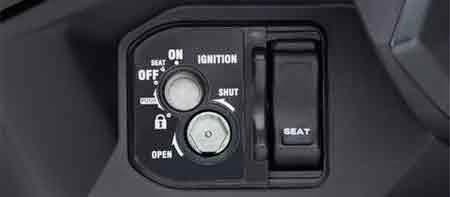 magnetic key shutter New Vario 150