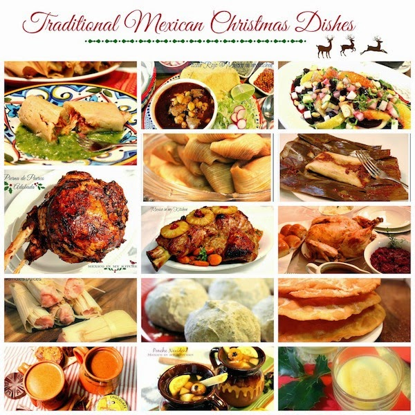 MEXICAN HOLIDAY DISHES