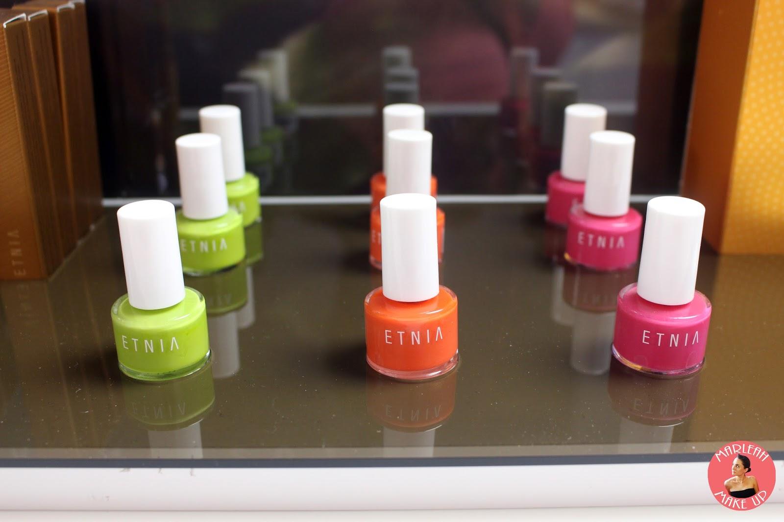 colección SAMOA Etnia Cosmetics collection spring summer primavera verano maquillaje makeup low cost colour colorful evento event new in