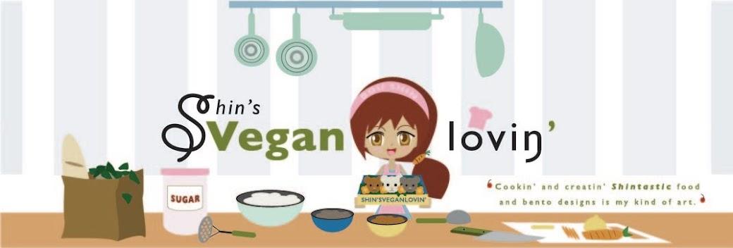 Shin's Vegan Lovin'