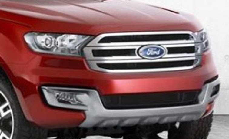 Ford New Car Launch 2014 in India at Auto expo 2014.