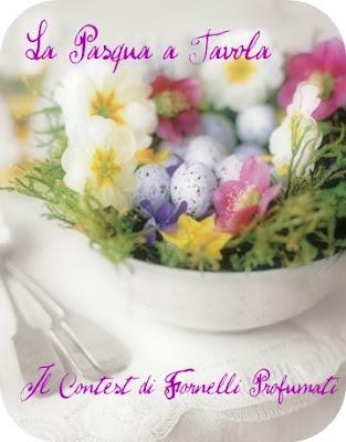 Contest La Pasqua a Tavola