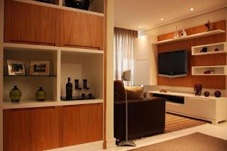 Nichos em Apartamentos Pequenos | Arquiteta Denise Monteiro