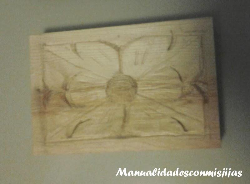 Imagenes De Flores Para Tallado En Madera - [PDF]Tallado geométrico de la madera mific