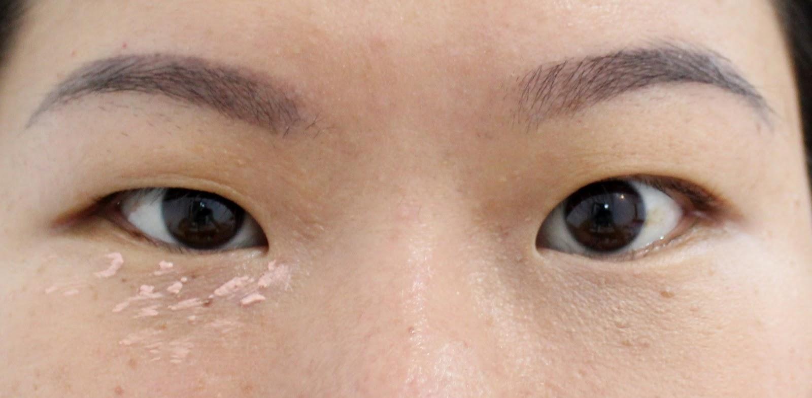 My Makeup Blog: makeup, skin care and beyond: Concealer ... Raccoon Eyes Makeup