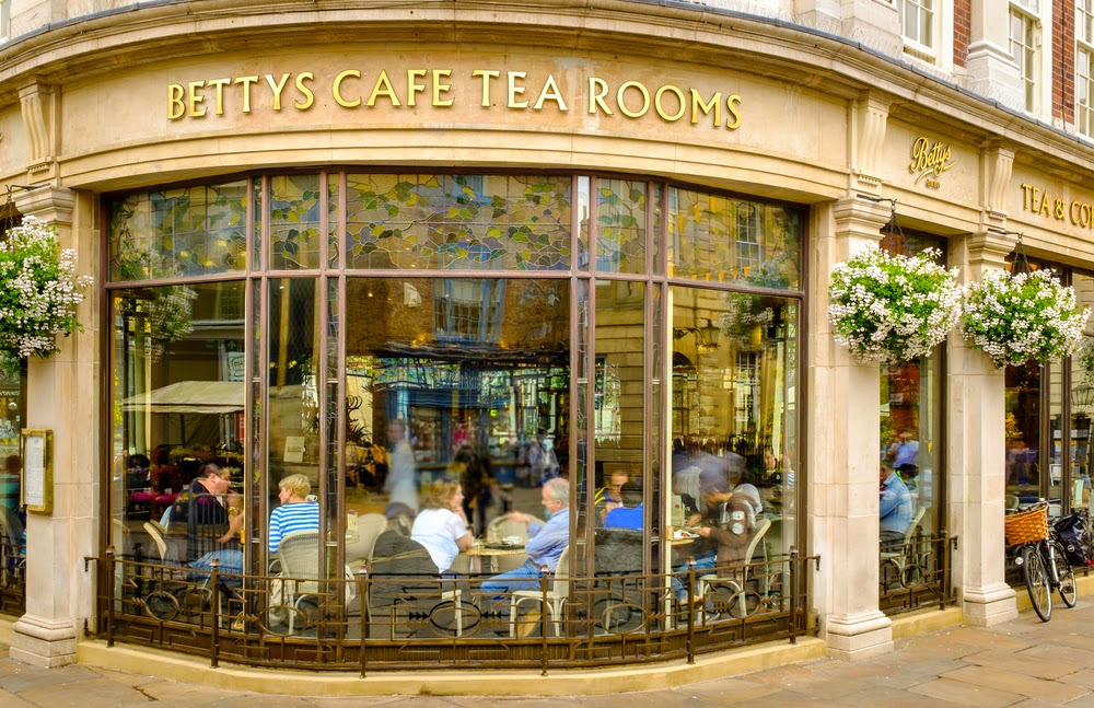 Betty's Tea Rooms Harrogate